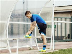 Marco Verratti wears the new evoSPEED SL 5
