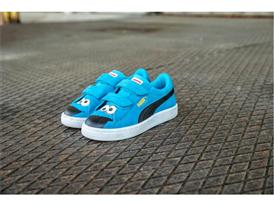 PUMA- COOKIE MONSTER- SUEDE