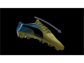 PUMA Launches the evoPOWER 1.3_Barefoot Kicking