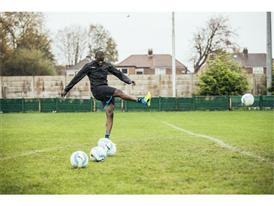 Yaya Touré Wears the New PUMA evoPOWER 1.3