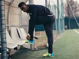 Mario Balotelli Wears the New PUMA evoPOWER 1.3