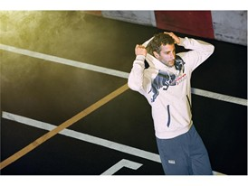 Red Bull Racing Driver Daniel Ricciardo Wears the New SS16 PUMA Red Bull Racing Lifestyle Gear 3