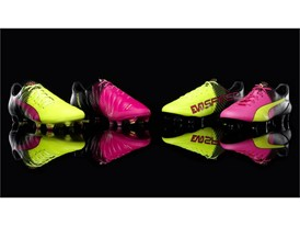 PUMA Tricks Collection evoPOWER and evoSPEED_On Black