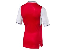 2016/17 AFC Authentic Home Shirt_Back