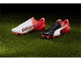 PUMA launches the new evoSPEED boot_Environmental