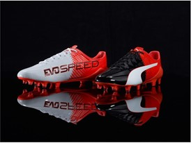 PUMA launches the new evoSPEED boot_on Black