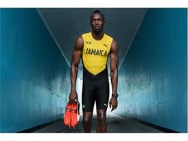 Usain Bolt - PUMA Fast Track Series