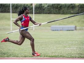 Yarisley Silva - PUMA Fast Track Series