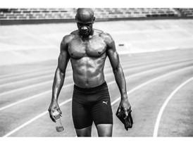 Asafa Powell - PUMA Fast Track Series