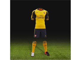 PUMA  2016-17 Arsenal Away Kit