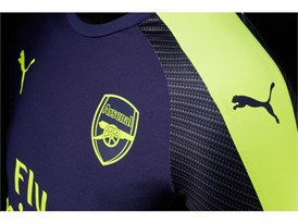 PUMA 2016-17 Arsenal Third shirt