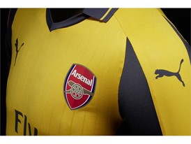 PUMA 2016-17 Arsenal Away shirt