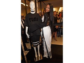 PUMA and Rihanna Officially Unveil their AW16 FENTY PUMA by RIHANNA Collection_Bergdorf