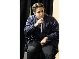 Guest Panelist Jake Woolf