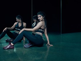 PUMA Drops the Latest Fierce Trainer- Adding Fierceness to Your Training Routine. Worn by Kylie Jenner