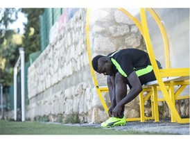 MARIO BALOTELLI WEARS THE PUMA evoPOWER VIGOR 1_5
