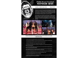 PUMA FOOTBALL news copy - 365 footwear launch