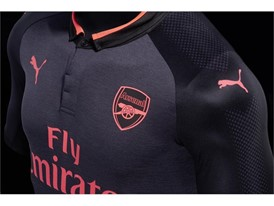 17AW PR TS Football Step-Out Shirt-Details-Arsenal 1