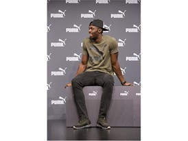 Usain Bolt Forever Fastest Press Conference5
