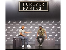 Usain Bolt Forever Fastest Press Conference7