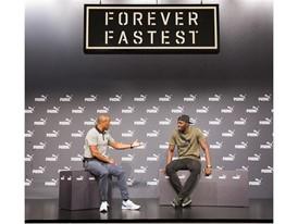 Usain Bolt Forever Fastest Press Conference7