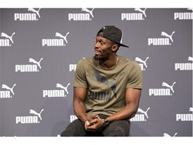Usain Bolt Forever Fastest Press Conference8
