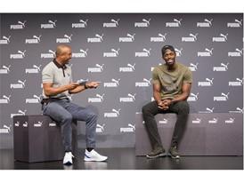 Usain Bolt Forever Fastest Press Conference9