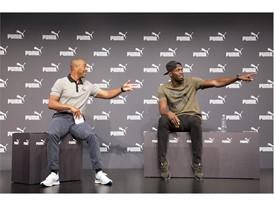 Usain Bolt Forever Fastest Press Conference11