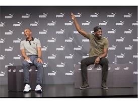 Usain Bolt Forever Fastest Press Conference13