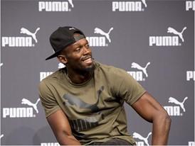 Usain Bolt Forever Fastest Press Conference15