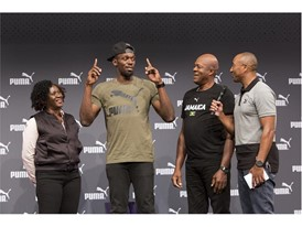 Usain Bolt Forever Fastest Press Conference18