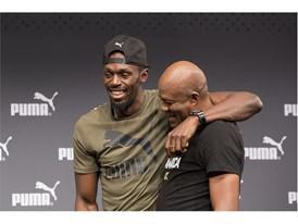 Usain Bolt Forever Fastest Press Conference17