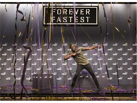 Usain Bolt Forever Fastest Press Conference20