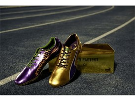 USAIN BOLT LEGACY SPIKES COMMEMORATE HIS IMPRESSIVE CAREER 25