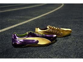 USAIN BOLT LEGACY SPIKES COMMEMORATE HIS IMPRESSIVE CAREER 24