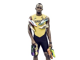 USAIN BOLT LEGACY SPIKES COMMEMORATE HIS IMPRESSIVE CAREER 23
