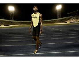 USAIN BOLT LEGACY SPIKES COMMEMORATE HIS IMPRESSIVE CAREER 21