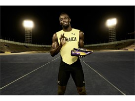 USAIN BOLT LEGACY SPIKES COMMEMORATE HIS IMPRESSIVE CAREER 19