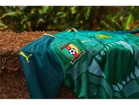 PUMA Cameroon Jersey 2
