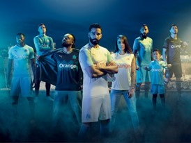 INTRODUCING THE NEW OLYMPIQUE DE MARSEILLE 2018/19 KITS