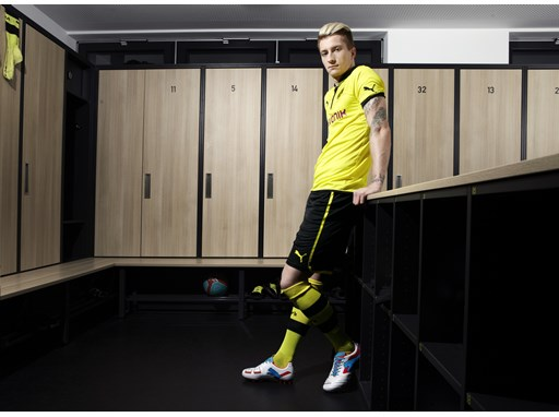 Marco Reus in the latest PowerCat 1 FG Colourway