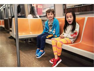 PUMA DEBUTS NEW SESAME STREET LINE FOR SPRING-SUMMER '16