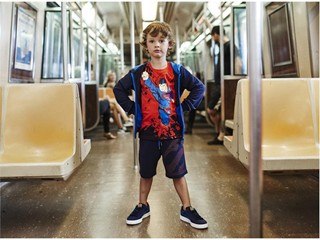 Puma Launches Superman Kids' Collaboration Collection For Spring/Summer '16