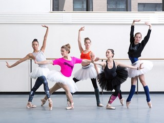 PUMA PARTNERS WITH THE NEW YORK CITY BALLET AS OFFICIAL ACTIVE WEAR PARTNER