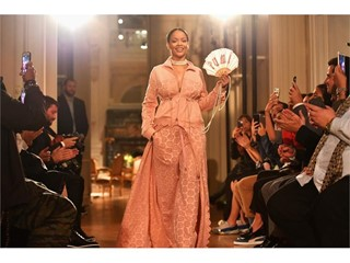 FENTY PUMA BY RIHANNA REVEALS SPRING/SUMMER '17 FIRST LOOKS IN PARIS