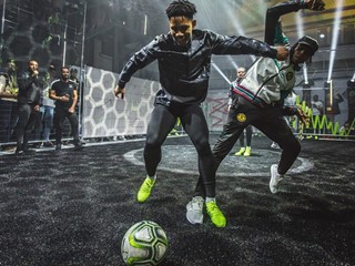 PUMA FOOTBALL HIT NEW LEVELS IN LONDON WITH THE LAUNCH OF THE PUMA FUTURE 18.1