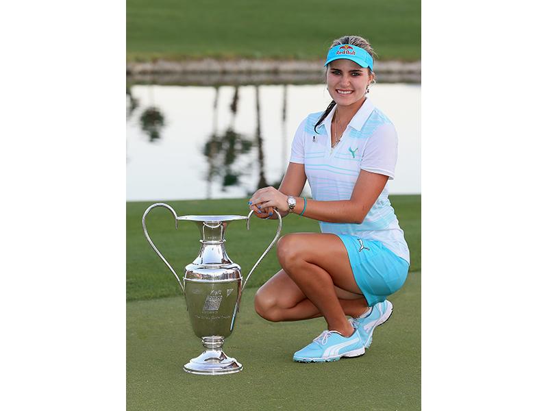 CPG Athlete Lexi Thompson Wins First Major