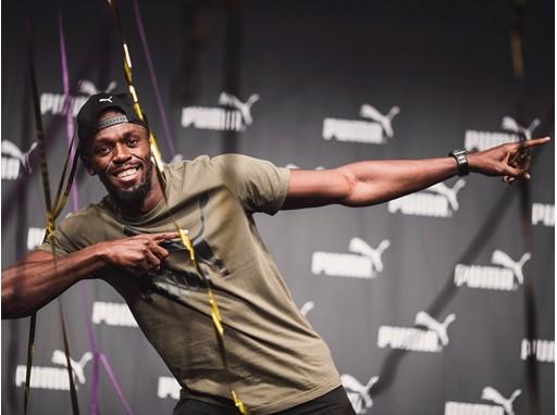 Usain Bolt Forever Fastest Press Conference23