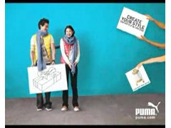 PUMA Launches 2009 'Playful Winter' Holiday Campaign