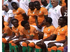 Ivory Coast Look Ahead to the 2010 South African World Cup